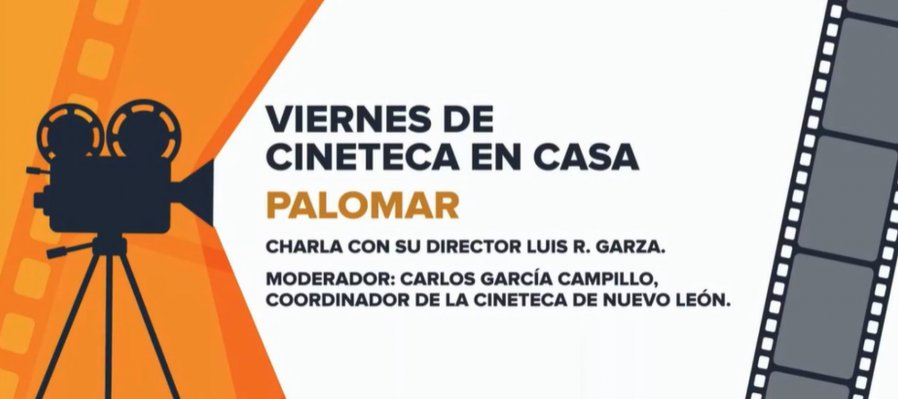 Charla con Luis R. Garza, director de Palomar