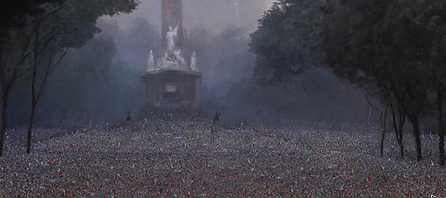Saltar sobre la propia sombra. Experiencias del arte en la Ciudad de México, siglo XX y XXI