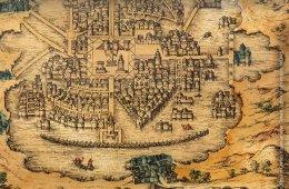 Huellas de la Ciudad de México: Mapas y planos