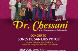Dr. Chessani y sus huapangueros de Río verde