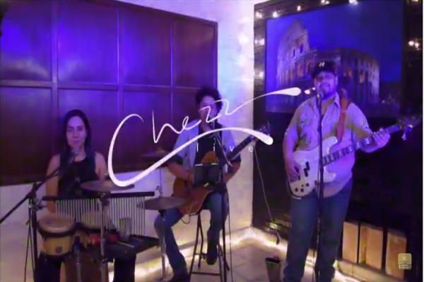 ¡La música no para con Chezz Live!