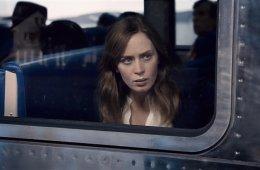 """""""La chica del tren"""" en Cine la estación"""