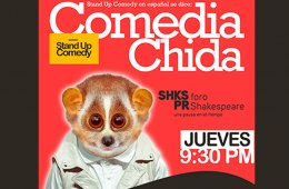 Stand up: comedia chida