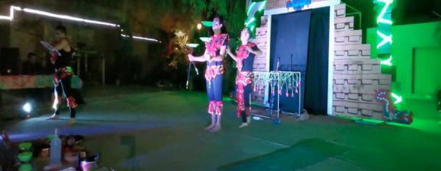 Chunhkán, comedia física y circo prehispánico. Parte II