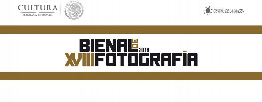 XVIII Bienal de fotografía 2018