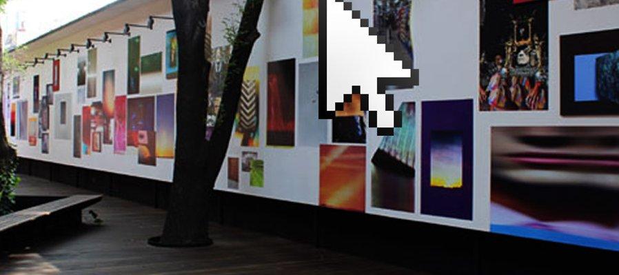 Centro de la Imagen - Exposiciones en línea