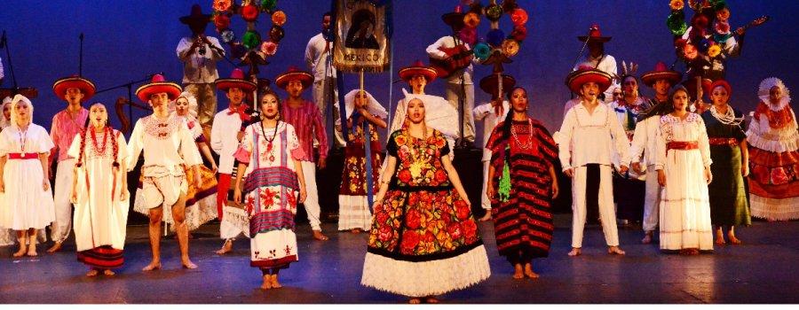 Compañía Nacional de Danza Folklórica (INBA)