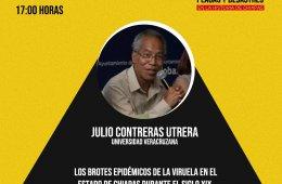 Los brotes epidémicos de la viruela en el estado de Chia...