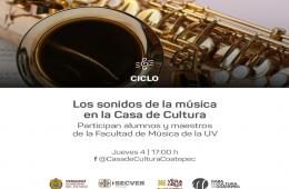 Ciclo: Los sonidos de la música