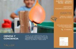 Ciencia y Conciencia para niños y niñas