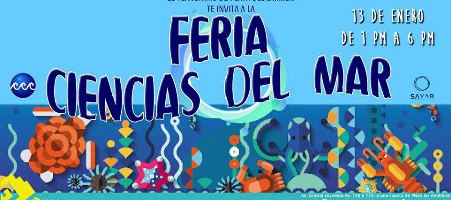Feria Ciencias del Mar