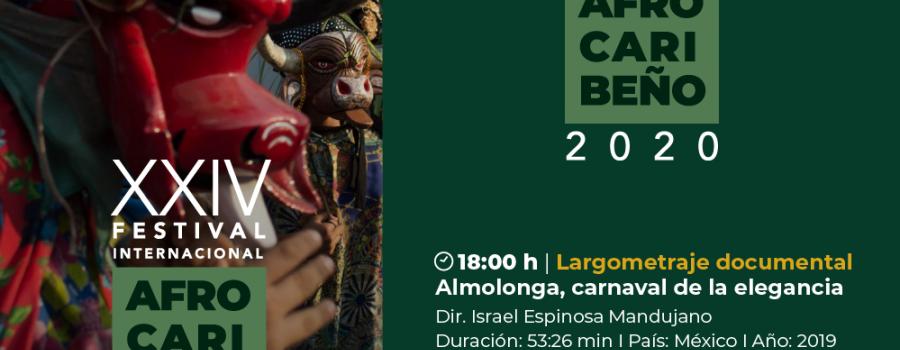 Almolonga, carnaval de la elegancia