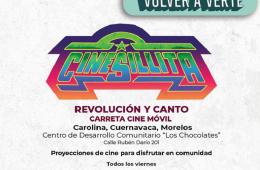 """Volver a verte """"Cinesillita: Revolución y Canto&quo..."""