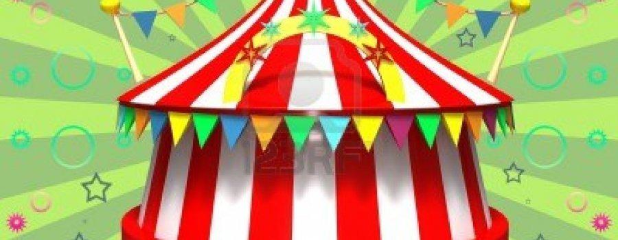 Circo Rodando Andando