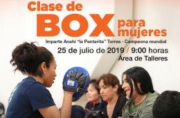 Clases de Box para Mujeres