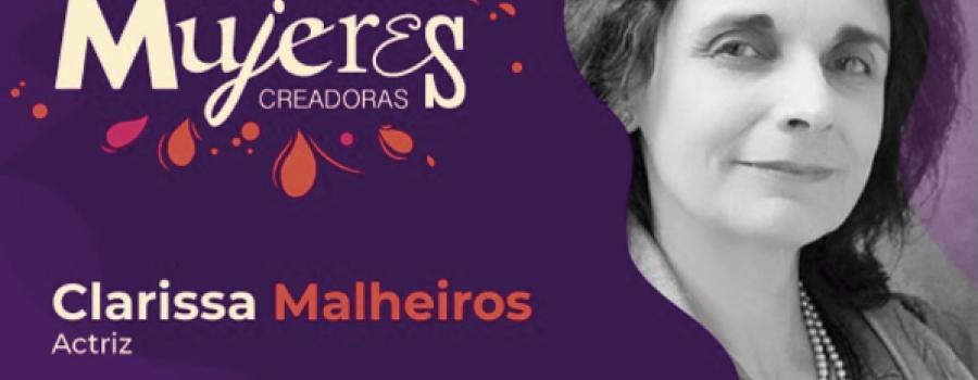 Clarissa Malheiros / Actriz