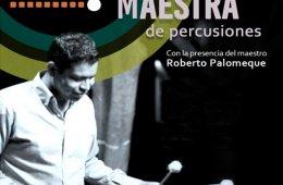 Recital de la Clase Maestra de Percusiones l Orquesta Esc...