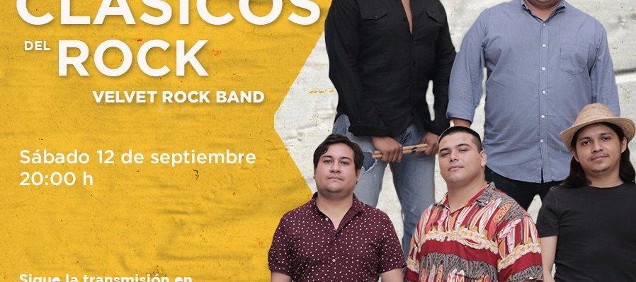 Clásicos del Rock del Velvet Rock Band