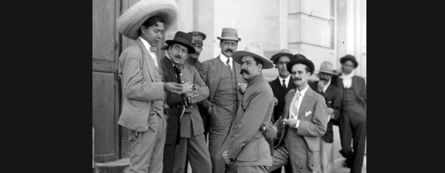 6 de noviembre de 1917: Campaña contra los Cedillo en San Luis