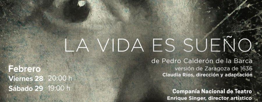 La vida es sueño, de Pedro Calderón de la Barca (versión de Zaragoza de 1636)