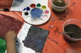 Fábrica de arte. Taller infantil de artes plásticas