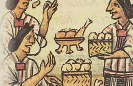 La cocina prehispánica: alimentos originarios de nuestro...
