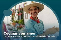 Cocinar con amor: Pipian Colimote