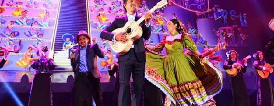 Coco, The Musical