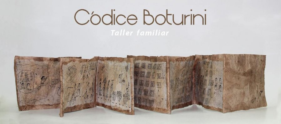 Taller: Códice Boturini