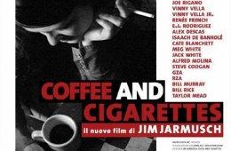 Café y cigarrillos