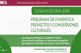 Programa de Fomento a Proyectos y Coinversiones Culturale...