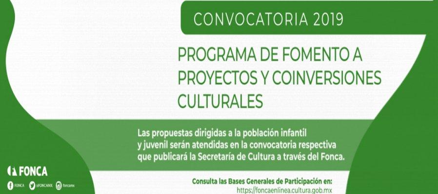 Programa de Fomento a Proyectos y Coinversiones Culturales