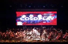 Tributo a Coldplay por la Orquesta Filarmónica del Desie...