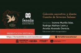 Presentación editorial Colección Narrativa y diseño: C...
