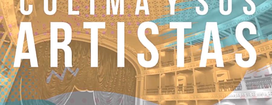 Cristina Zamora: Colima y sus artistas