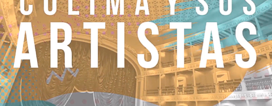 David Emmanuel: Colima y sus artistas