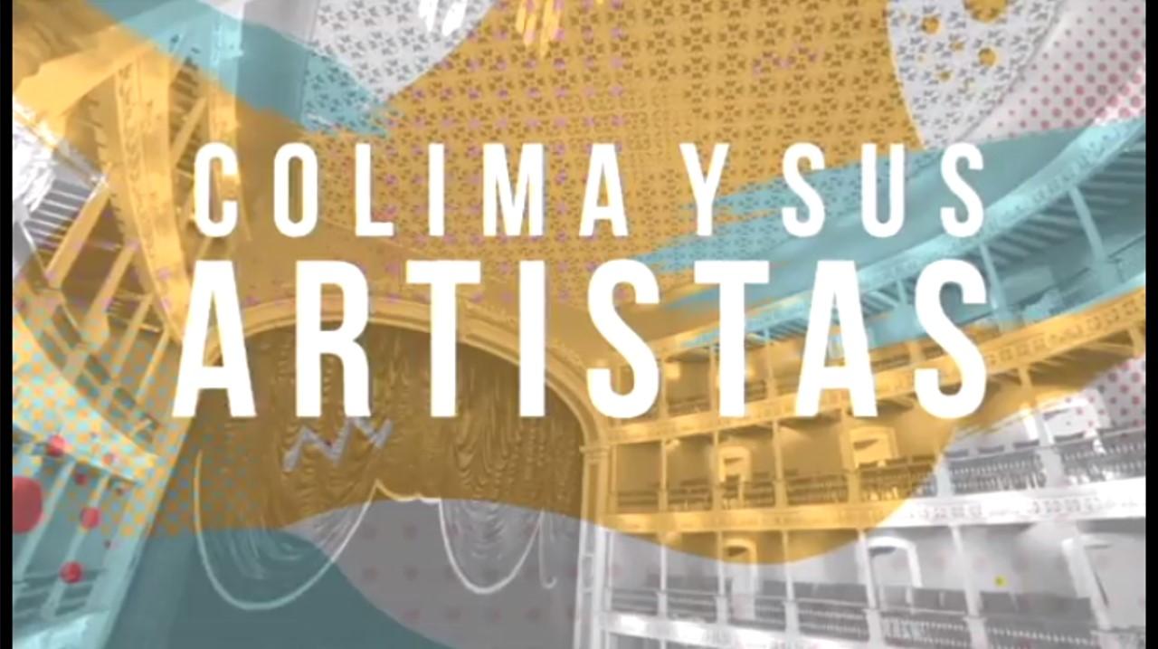 Colima y sus artistas: Alicia Rodríguez