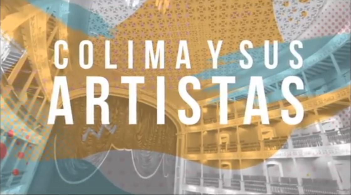 Colima y sus artistas: Enrique Mejía