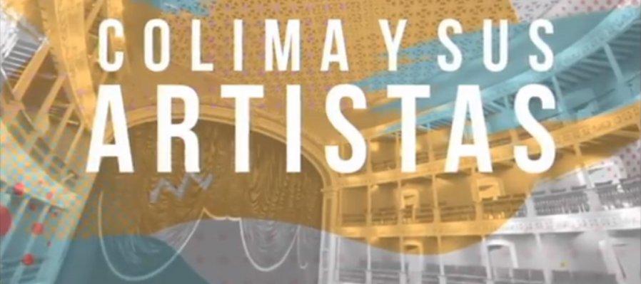 Colima y sus artistas: Edgar Robles