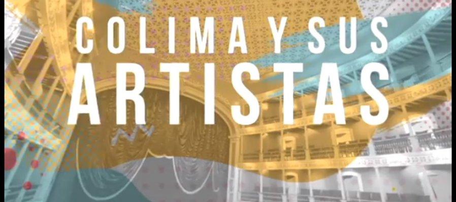 Colima y sus artistas:  Sergio Tapiro Velasco