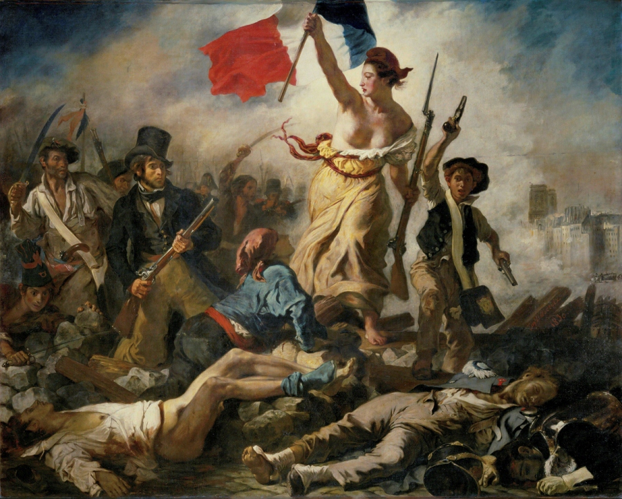 the influence of the french revolution on the 19th century french romanticism