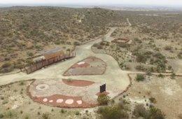 Rincón Colorado, primera zona paleontológica abierta al...
