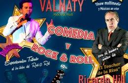 Comedia y Rock & Roll