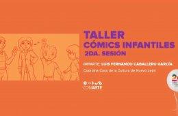 Taller de cómics infantil. Sesión 2