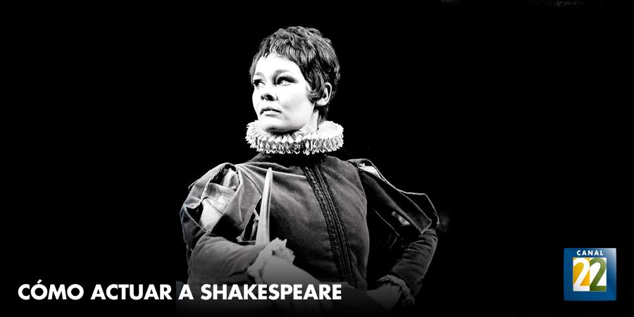 Cómo actuar a Shakespeare