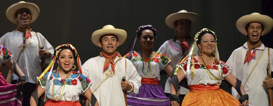 Manos de mi pueblo. Tejiendo colores y danza