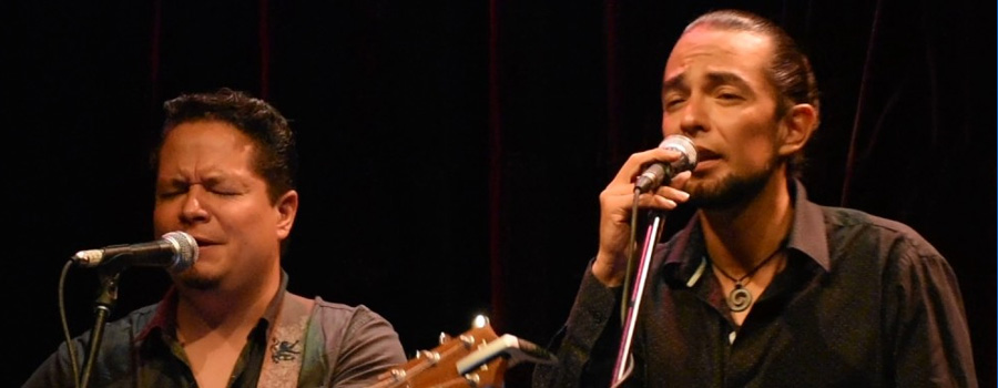 Rodrigo Rojas y Carlos Carreira