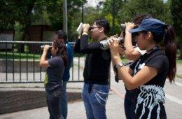 Monitoreo participativo de aves. Ciencia ciudadana