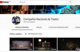 Obras Completas de la Compañía Nacional de Teatro
