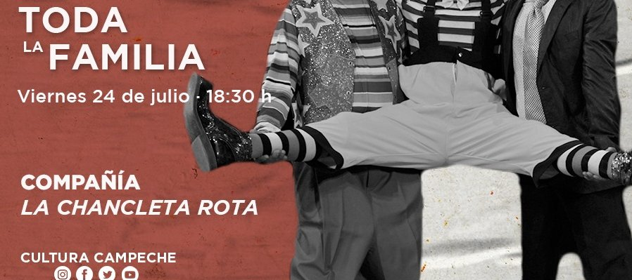 Espectáculo de la Compañía, La Chancleta Rota